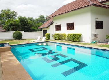Hua Hin home for sale in development Pool