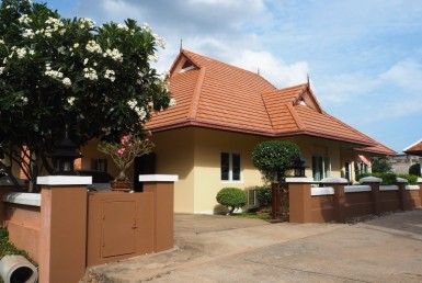 House for sale Hua Hin Thailand External