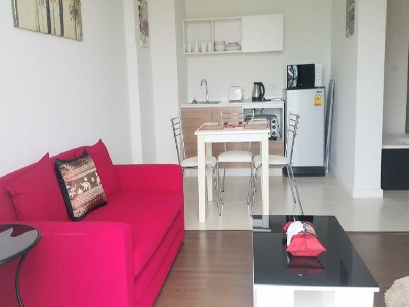 One bed condo for rent in Khao Takiab, Hua Hin