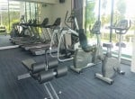 One bed condo for rent in Khao Takiab, Hua Hin - gym