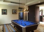 Hua Hin city villa for sale close to the beach pool table