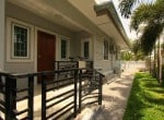 House in Hua Hin for sale side garden