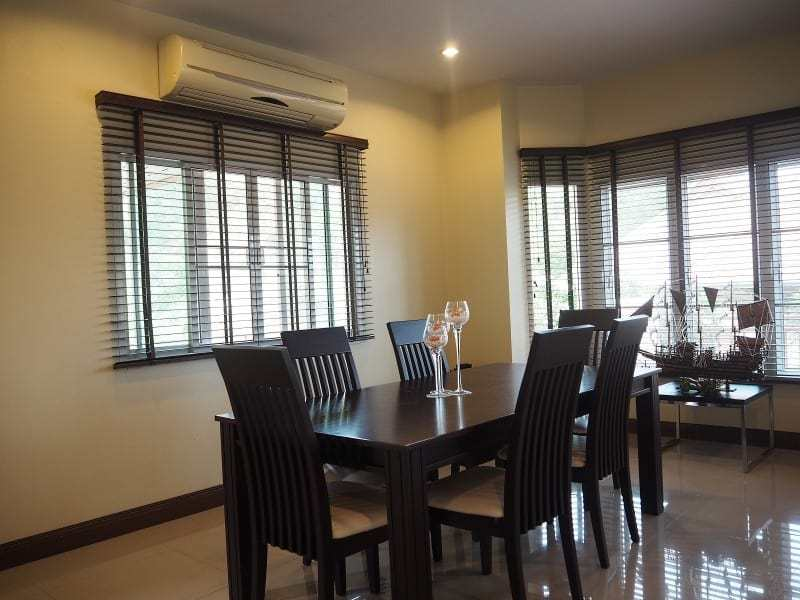House for sale Hua Hin Thailand Living area