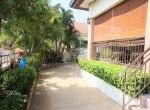 Cheap swimming pool villa for sale in Hua Hin side view
