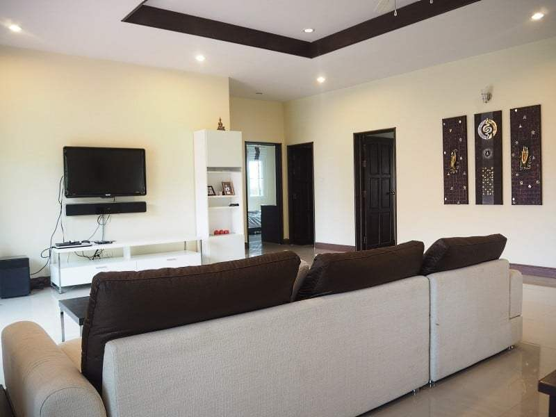 House for sale Hua Hin Thailand TV