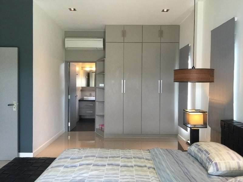 House for sale with pool Hua Hin West bedroom
