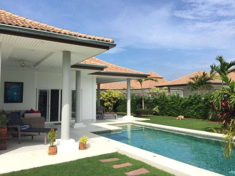Resale house for sale Hua Hin Mali Residence Front 2
