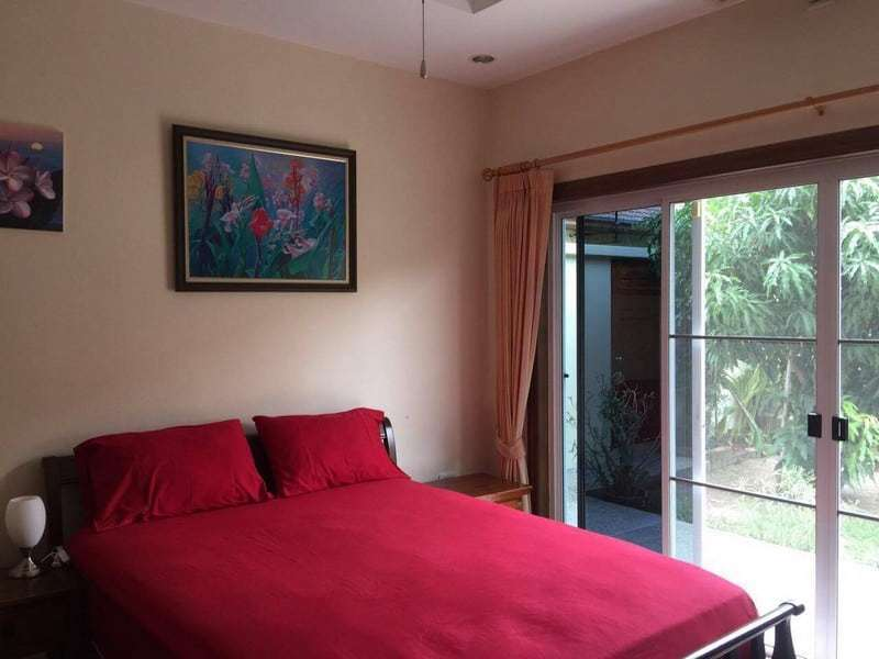 Private pool home for sale Hua Hin Bedroom
