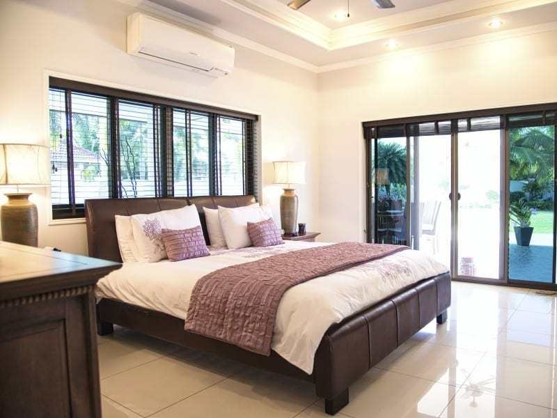 Sunset Village Hua Hin stunning house for sale master bedroom