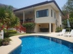 4 bedroom house for sale in Hua Hin Pool View