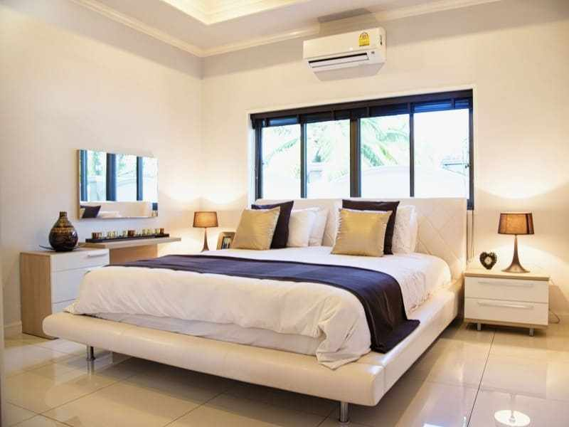 Sunset Village Hua Hin stunning house for sale guest room