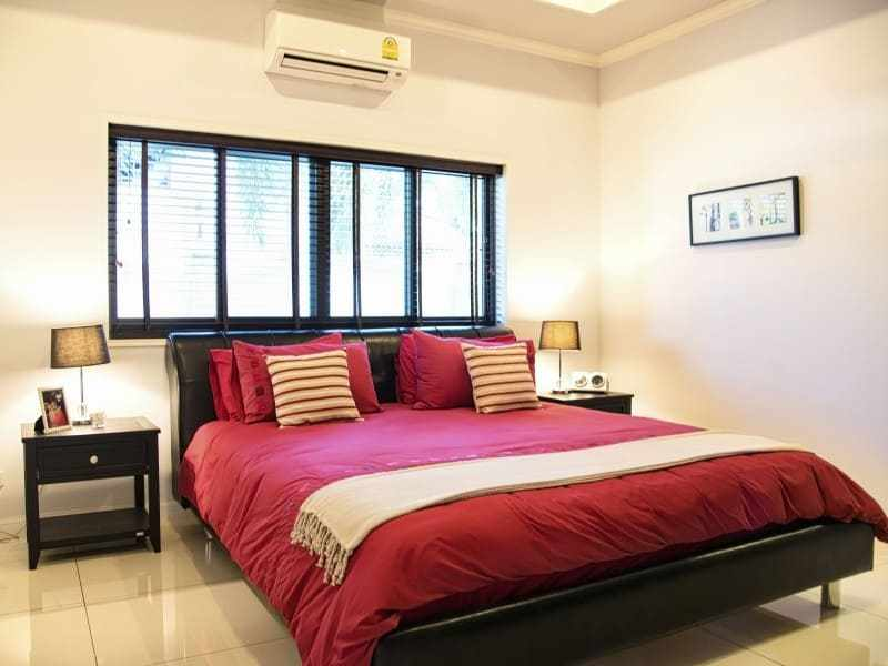 Sunset Village Hua Hin stunning house for sale bedroom