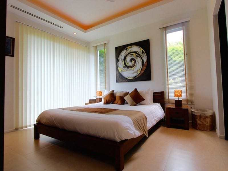 Beautiful pool villa for sale in Hua Hin guest room