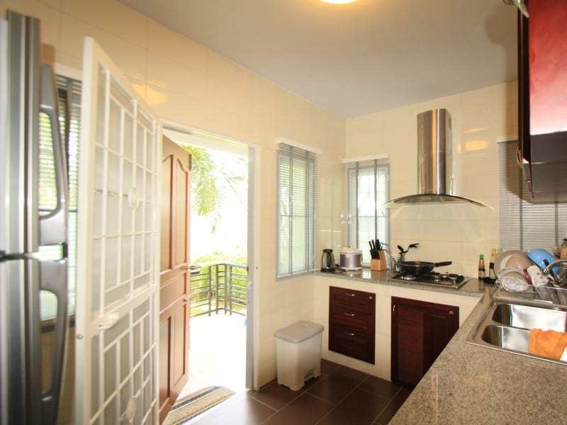 House in Hua Hin for sale kitchen