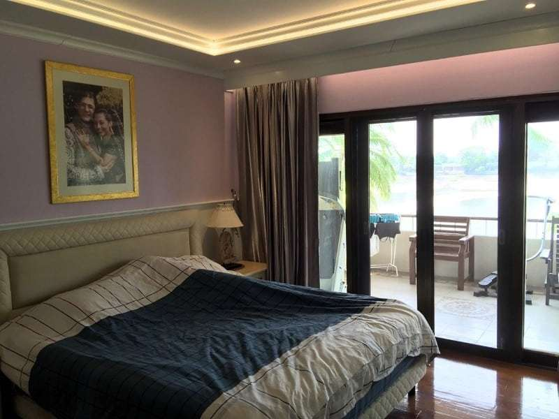 Lake view house for sale in Hua Hin beedroom