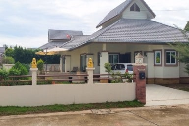 Hua Hin basic home for sale front view