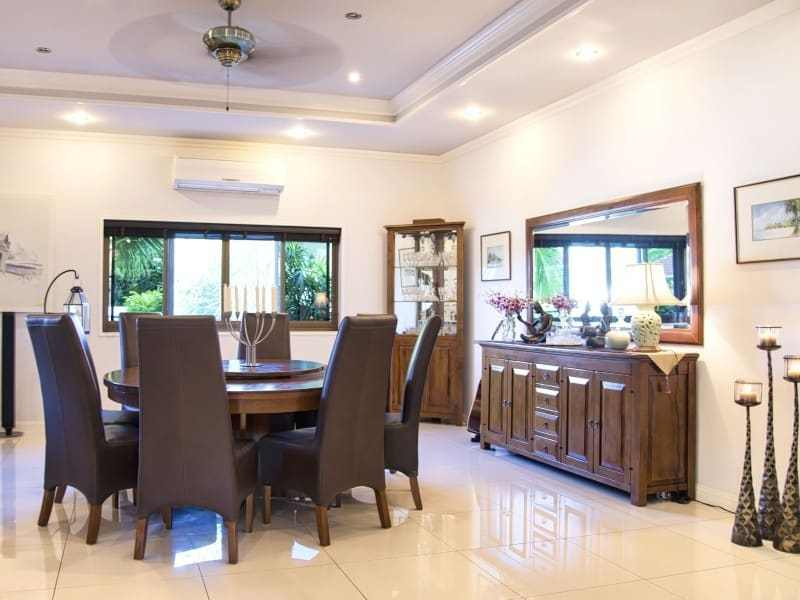 Sunset Village Hua Hin stunning house for sale dining