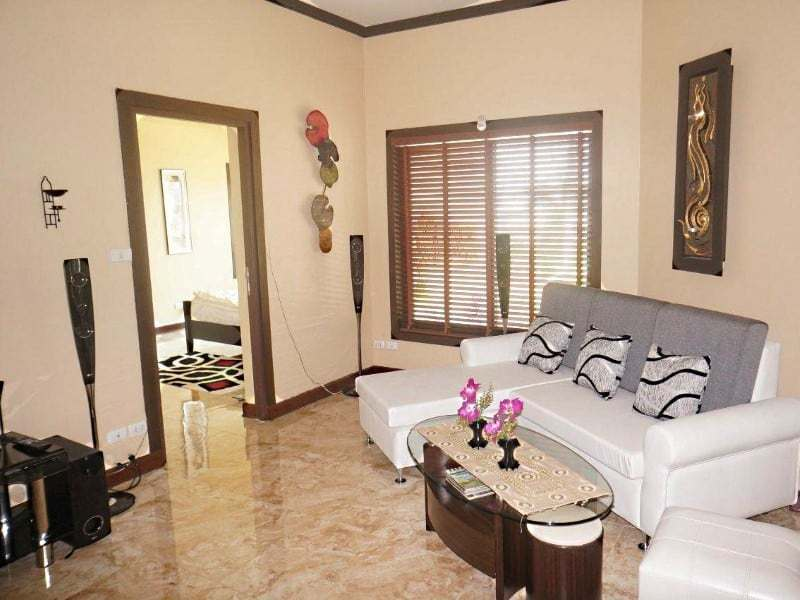 4 bedroom house for sale in Hua Hin marble floor
