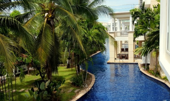 2 bedroom apartment for rent in Blue Lagoon Hua Hin