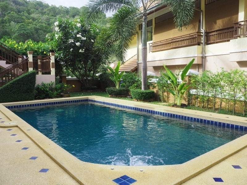 House for sale Hua Hin Thailand Pool