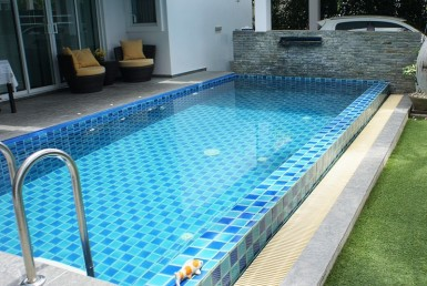 Hua Hin property for sale with pool view