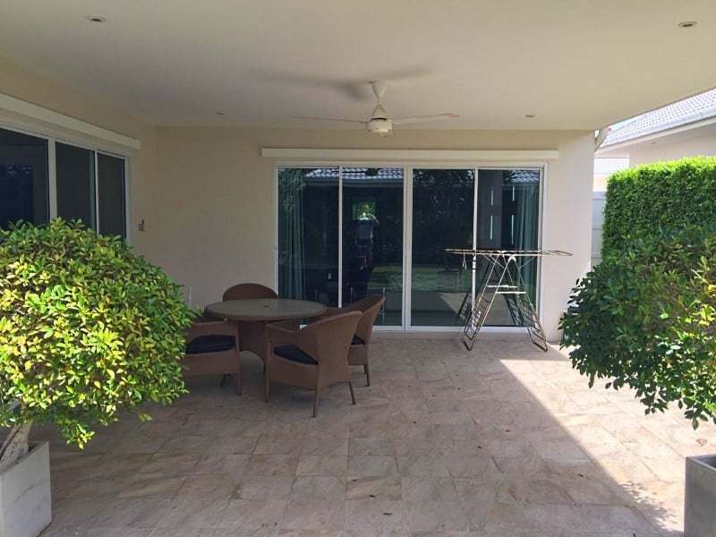 House for sale with pool Hua Hin West outdoor