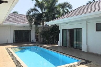 Hua Hin property for sale pool view