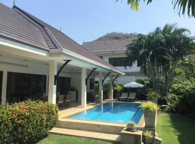 Attractive house for sale in Hua Hin garden
