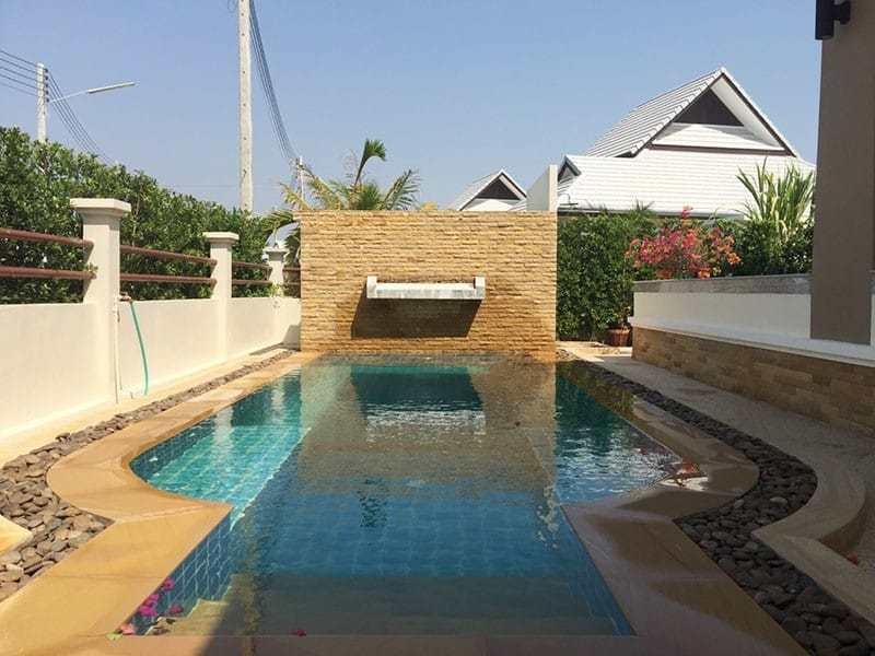 Newly built and upgraded house for sale in Hua Hin waterfall