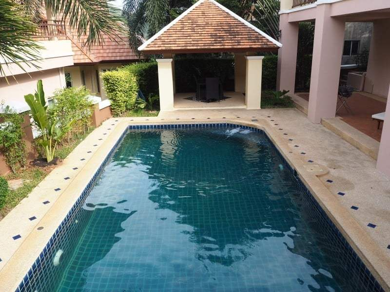 House for sale Hua Hin Thailand Veranda