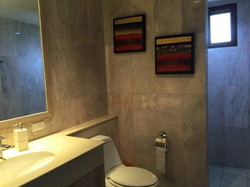 Lake view house for sale in Hua Hin bathroom