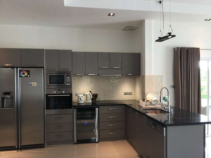 House for sale with pool Hua Hin West kitchen 2