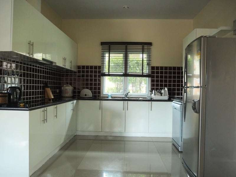 House for sale Hua Hin Thailand Kitchen