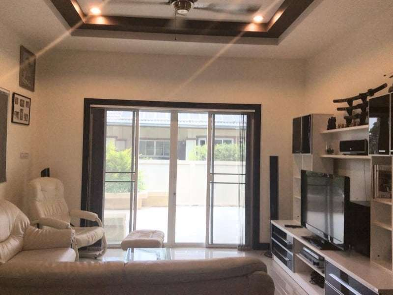 Hua Hin basic home for sale living