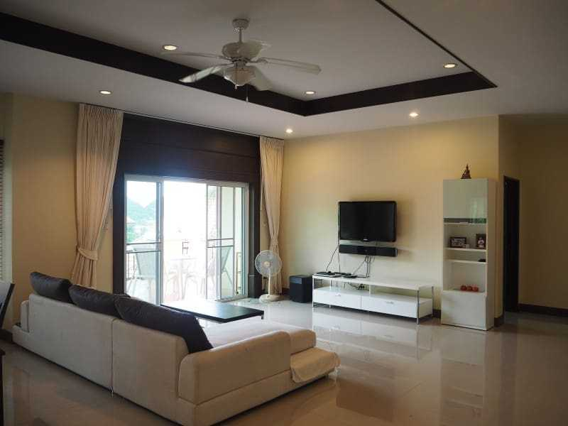 House for sale Hua Hin Thailand Lounge