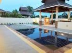 Hua Hin Hillside Hamlet villa for sale pagoda
