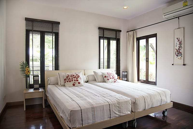 House for sale Hua Hin with pool bedroom