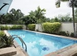 House for sale Hua Hin with pool view