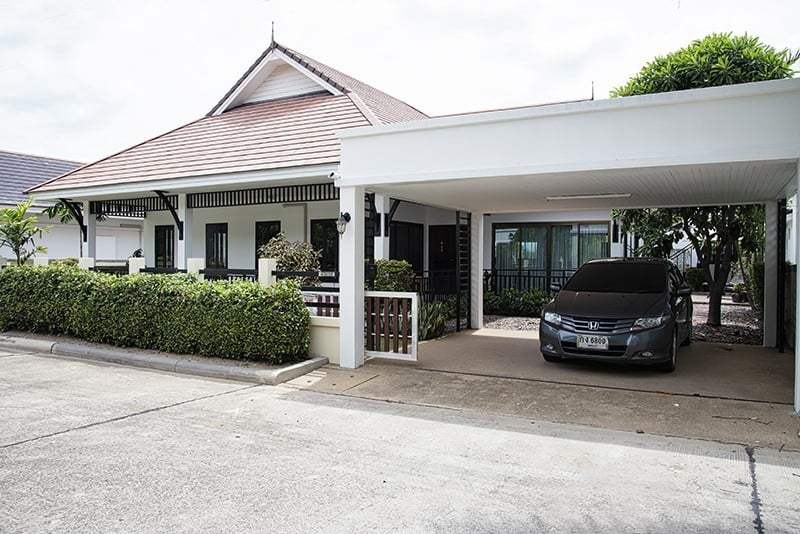 House for sale Hua Hin with pool Front
