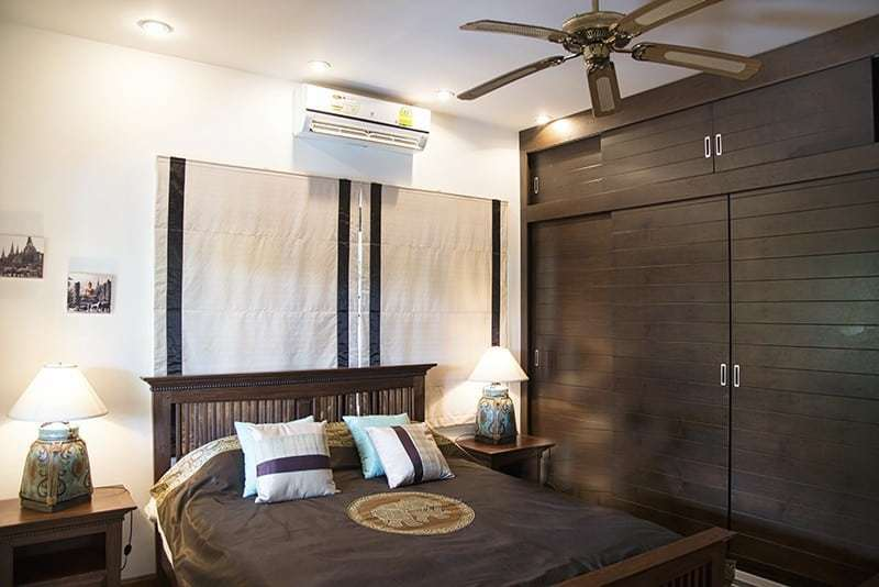 House for sale Hua Hin with pool bedroom 2