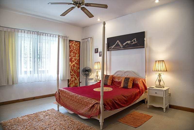 House for sale Hua Hin with pool bedroom 4