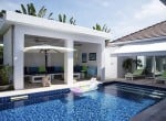 Pool villa for sale Hua Hin with Sala Outdoor