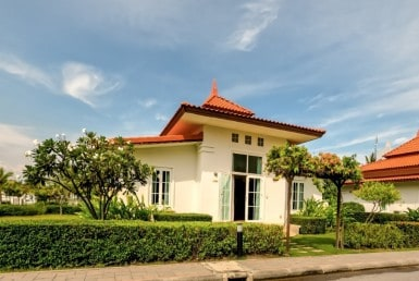 Two bed villa for sale Hua Hin Banyan Resort