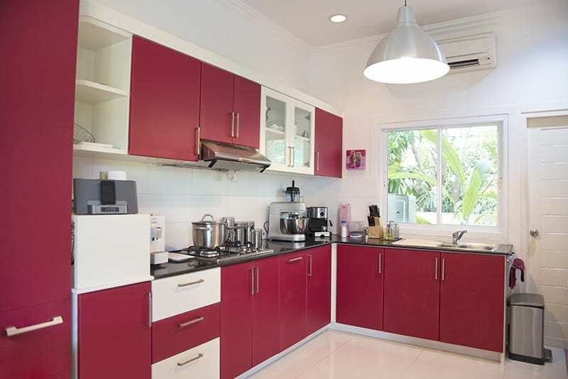 House for sale with pool in Hua Hin Kitchen