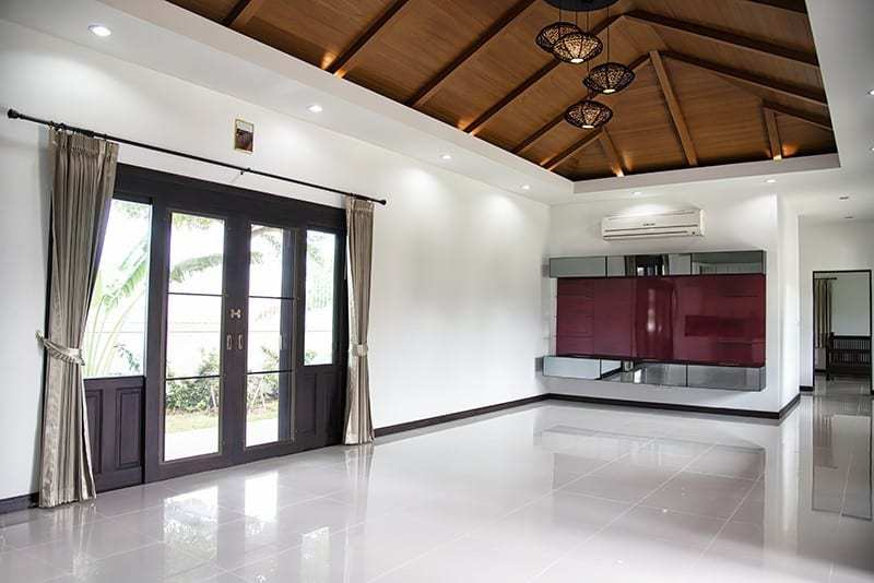Spacious villa for sale Hua Hin living area