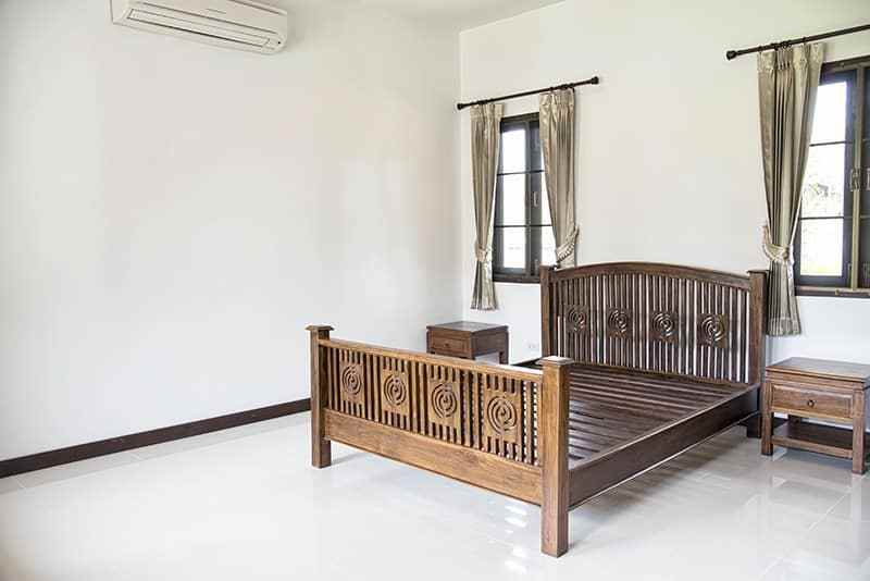 Spacious villa for sale Hua Hin bedroom