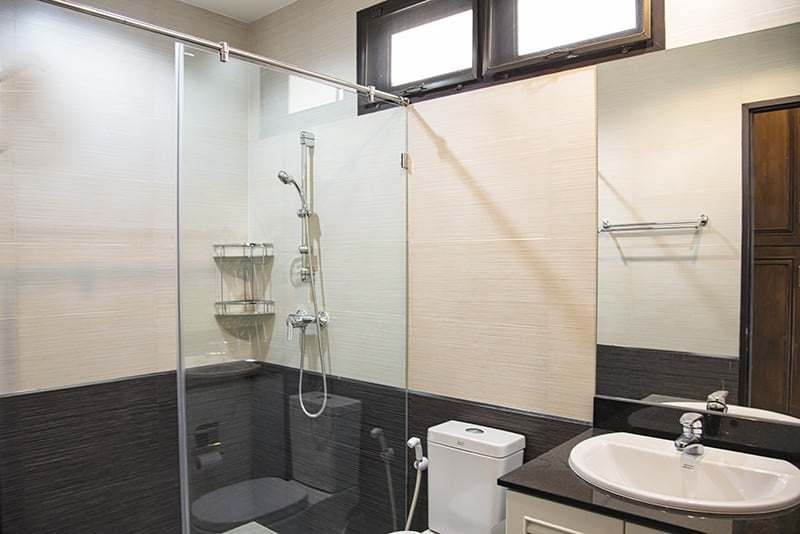 Spacious villa for sale Hua Hin bathroom