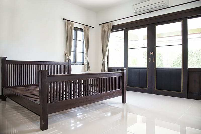 Spacious villa for sale Hua Hin master bed