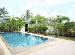 Spacious villa for sale Hua Hin pool view