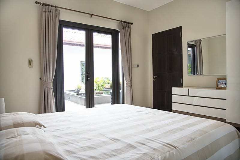 Banyan villa for sale in Hua Hin Master Bedroom